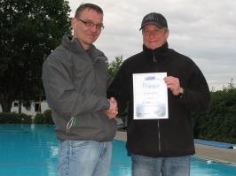 Maik Dickow, IDA CMAS Tauchsicherheit/Tauchrettung, 19.05.2012