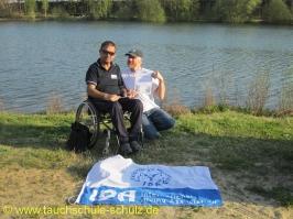 Holger Bombeck, Spezialkurs Orientieren unter Wasser, 22.04.2011